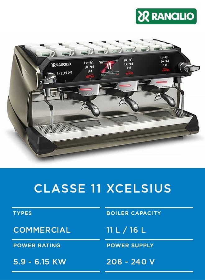 Classe 11 x Celcius