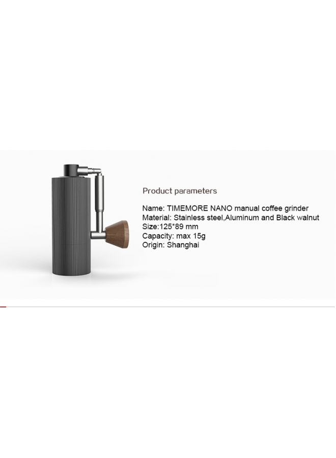 NANO Manual Coffee Grinder