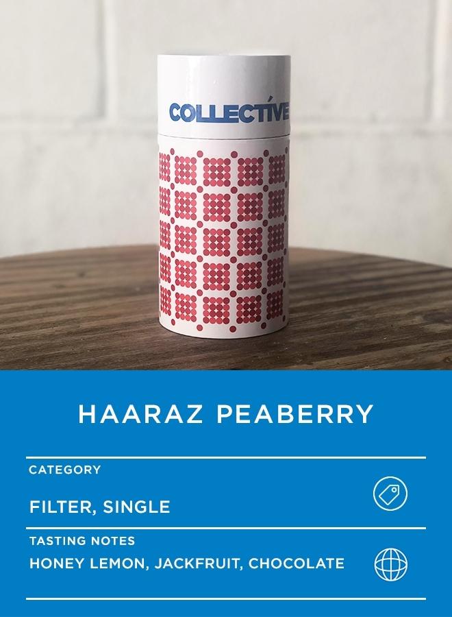 Yemen Haraaz Peaberry