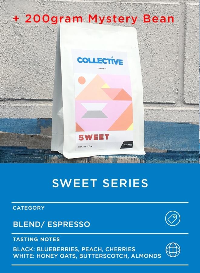 1kg Sweet Series + 200gram Mystery Bean