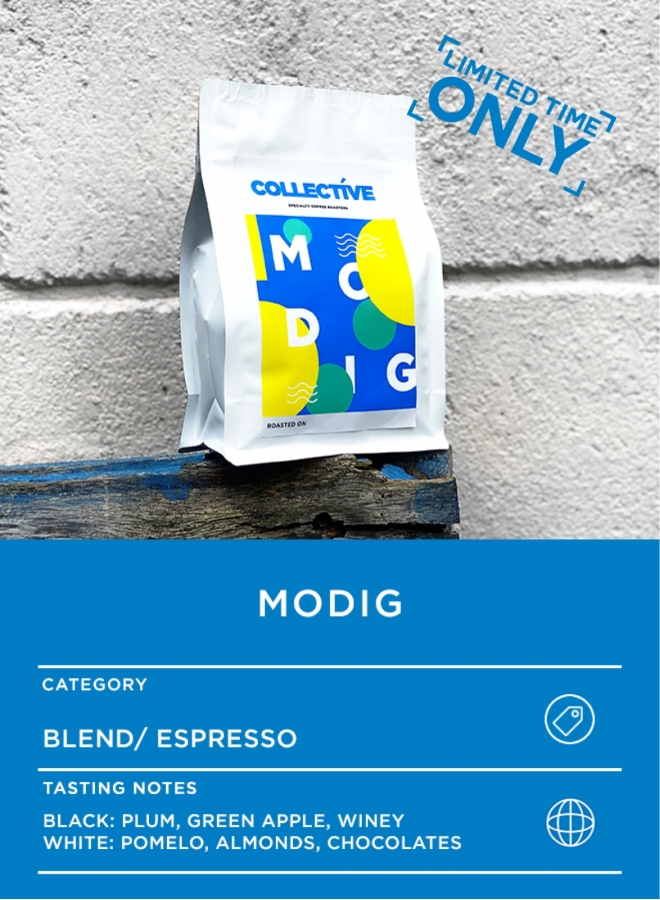 Modig (Seasonal House Blend)