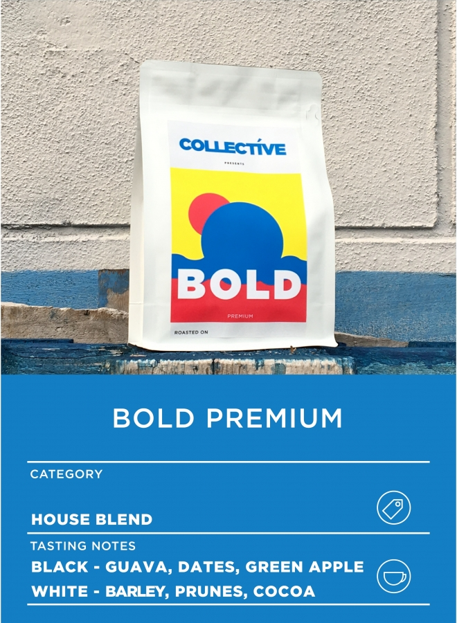 Bold Premium (Seasonal House Blend)