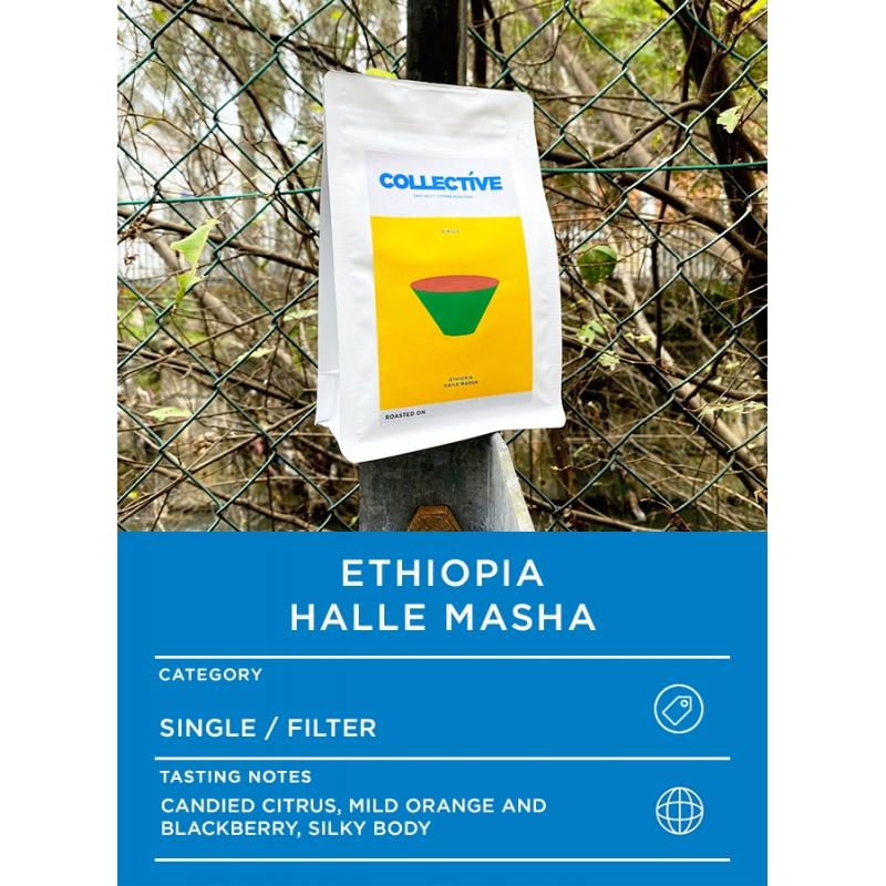 Ethiopia Haile Masha