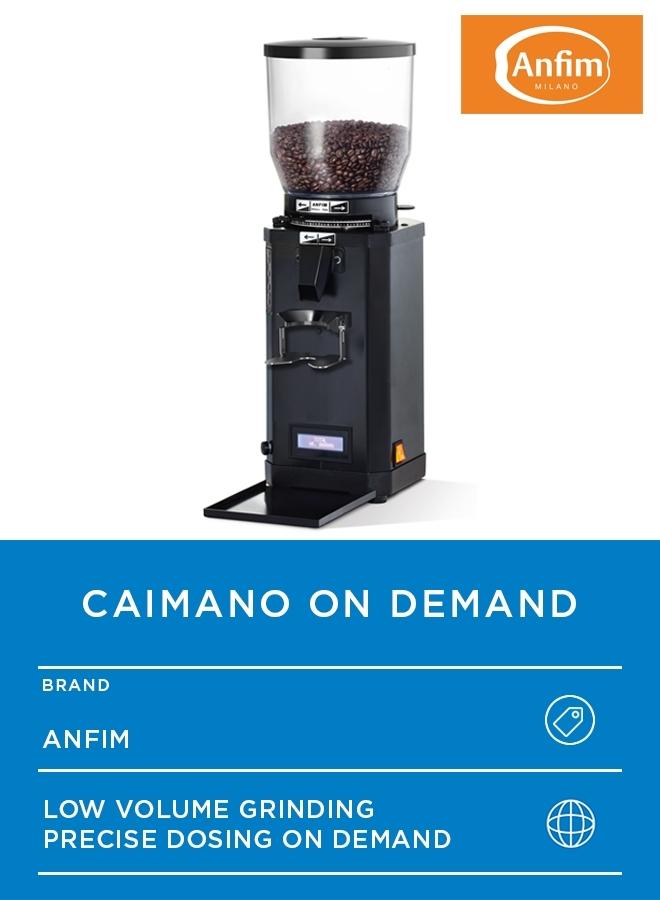 CAIMANO ON DEMAND