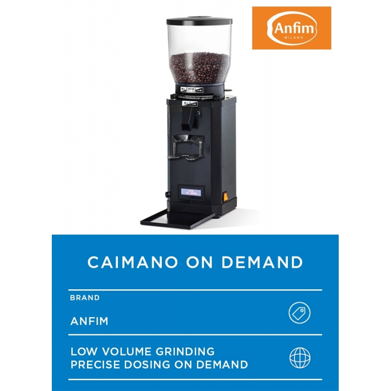 CAIMANO ON DEMAND