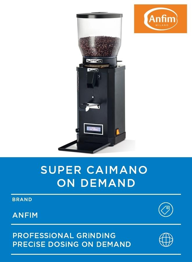SUPER CAIMANO ON DEMAND