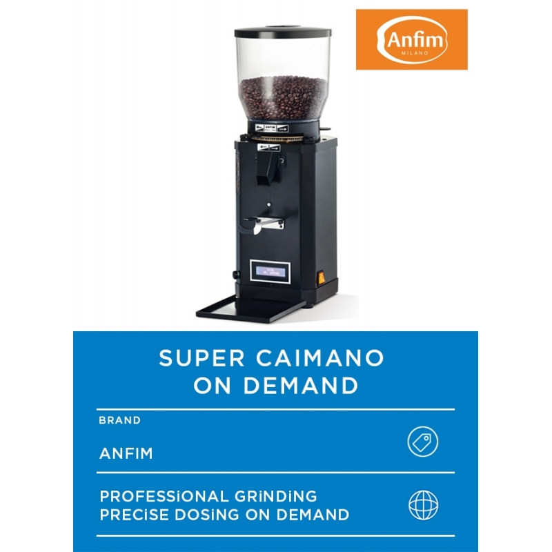 SUPER CAIMANO ON DEMAND
